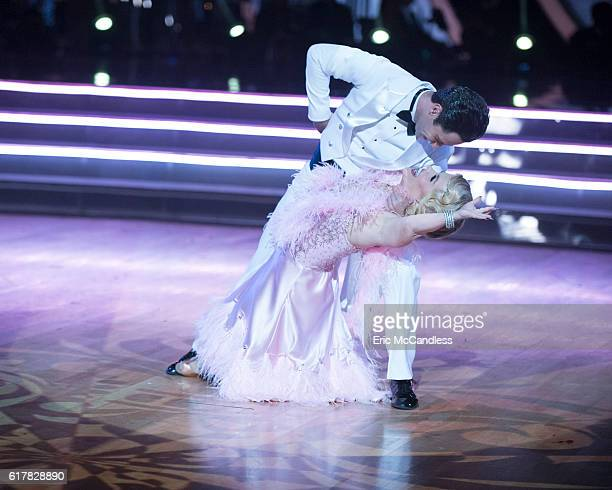 """Episode 2307"""" - The eight remaining celebrities will dance to some of the most popular songs throughout the decades, as """"Eras Night"""" comes to..."""