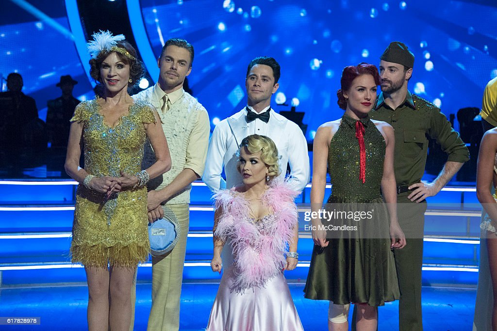 STARS - 'Episode 2307' - The eight remaining celebrities will dance to some of the most popular songs throughout the decades, as 'Eras Night' comes to 'Dancing with the Stars,' live, MONDAY, OCTOBER 24 (8:00-10:01 p.m. EDT), on the ABC Television Network. MARILU