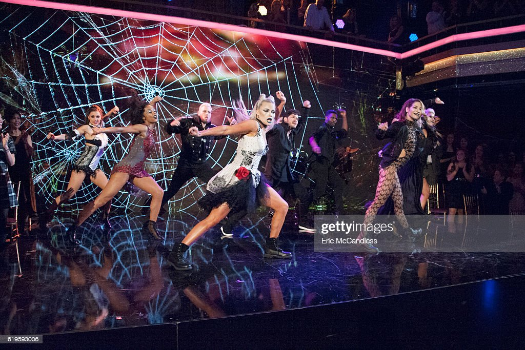 STARS - Episode 2308 - Dancing with the Stars treats viewers to a frightfully delightful night filled with chilling performances on MONDAY, OCTOBER 31 (8:00-10:01 p.m. EDT). DWTS