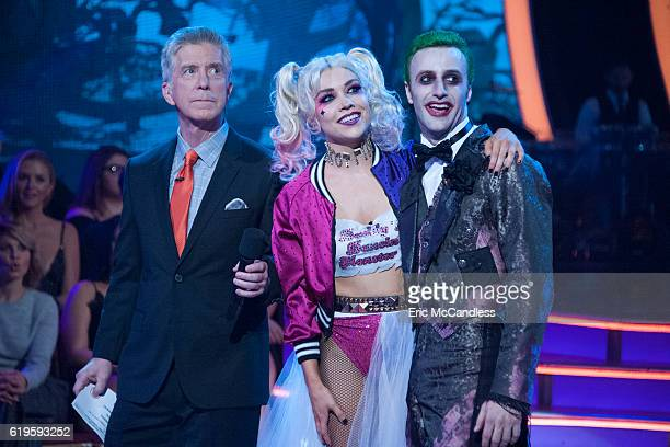 STARS Episode 2308 Dancing with the Stars treats viewers to a frightfully delightful night filled with chilling performances on MONDAY OCTOBER 31 TOM