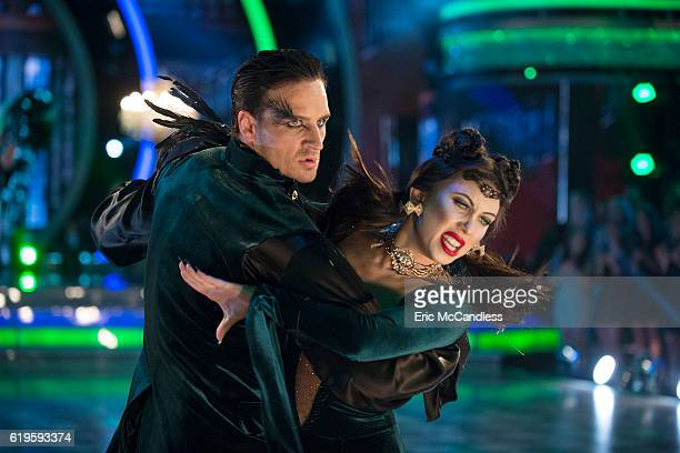 STARS Episode 2308 Dancing with the Stars treats viewers to a frightfully delightful night filled with chilling performances on MONDAY OCTOBER 31 RYAN