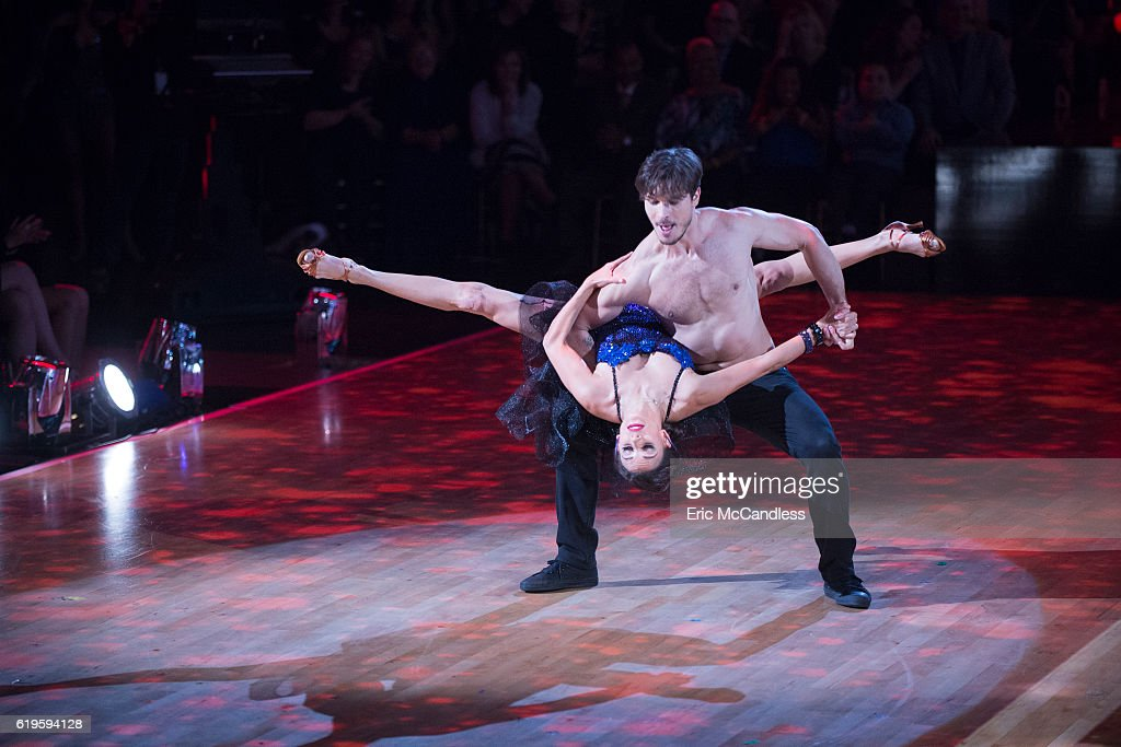 STARS - Episode 2308 - Dancing with the Stars treats viewers to a frightfully delightful night filled with chilling performances on MONDAY, OCTOBER 31 (8:00-10:01 p.m. EDT). JANA