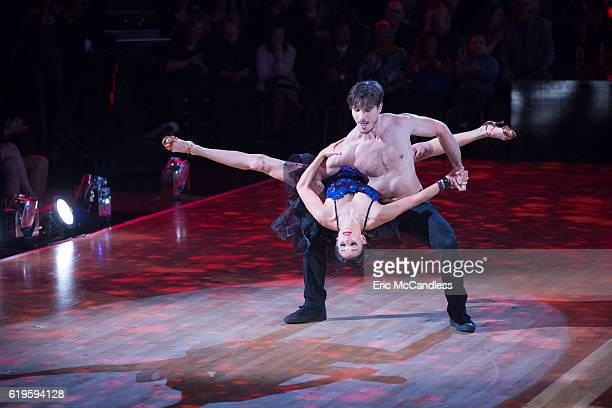 STARS Episode 2308 Dancing with the Stars treats viewers to a frightfully delightful night filled with chilling performances on MONDAY OCTOBER 31 JANA