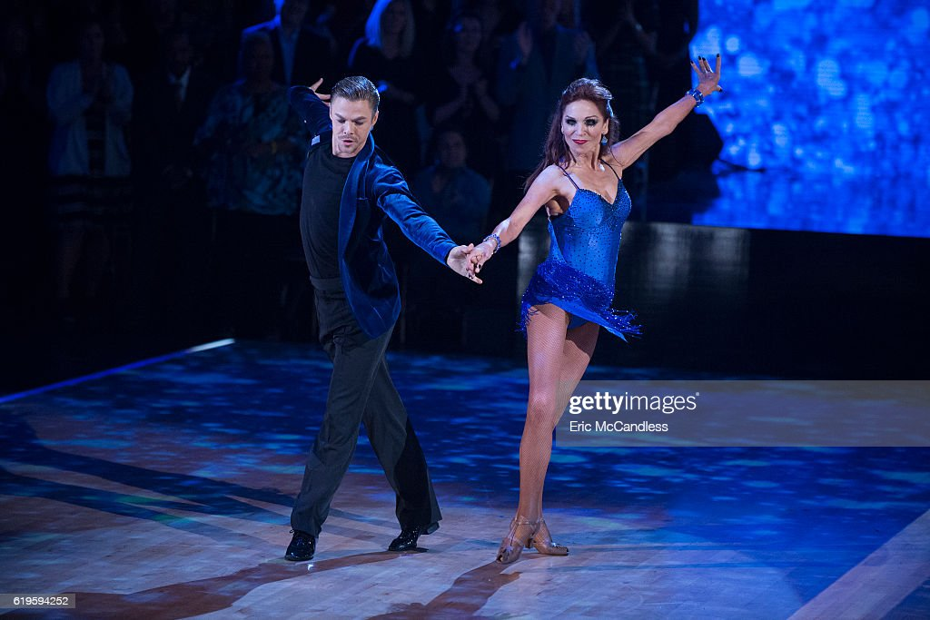 STARS - Episode 2308 - Dancing with the Stars treats viewers to a frightfully delightful night filled with chilling performances on MONDAY, OCTOBER 31 (8:00-10:01 p.m. EDT). DEREK