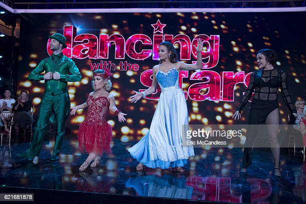 """Episode 2309"""" - The six remaining celebrities will dance two show-stopping dances - one from some of the hottest Broadway musicals, and a second..."""