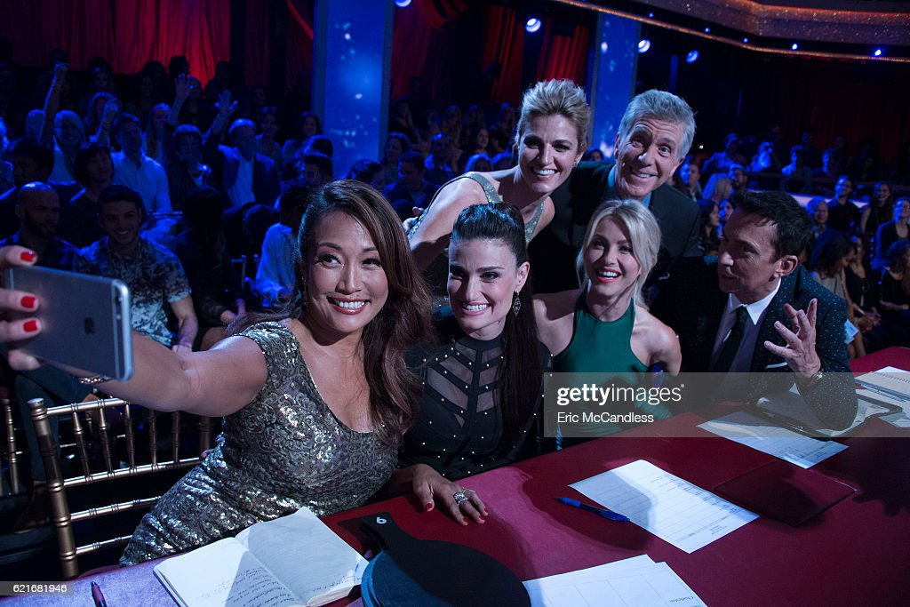 STARS - 'Episode 2309' - The six remaining celebrities will dance two show-stopping dances - one from some of the hottest Broadway musicals, and a second where they are paired up for a 'Team-Up Challenge' - as 'Showstoppers' night comes to 'Dancing with the Stars,' live, MONDAY, NOVEMBER 7 (8:00-10:01 p.m. EST), on the ABC Television Network. CARRIE