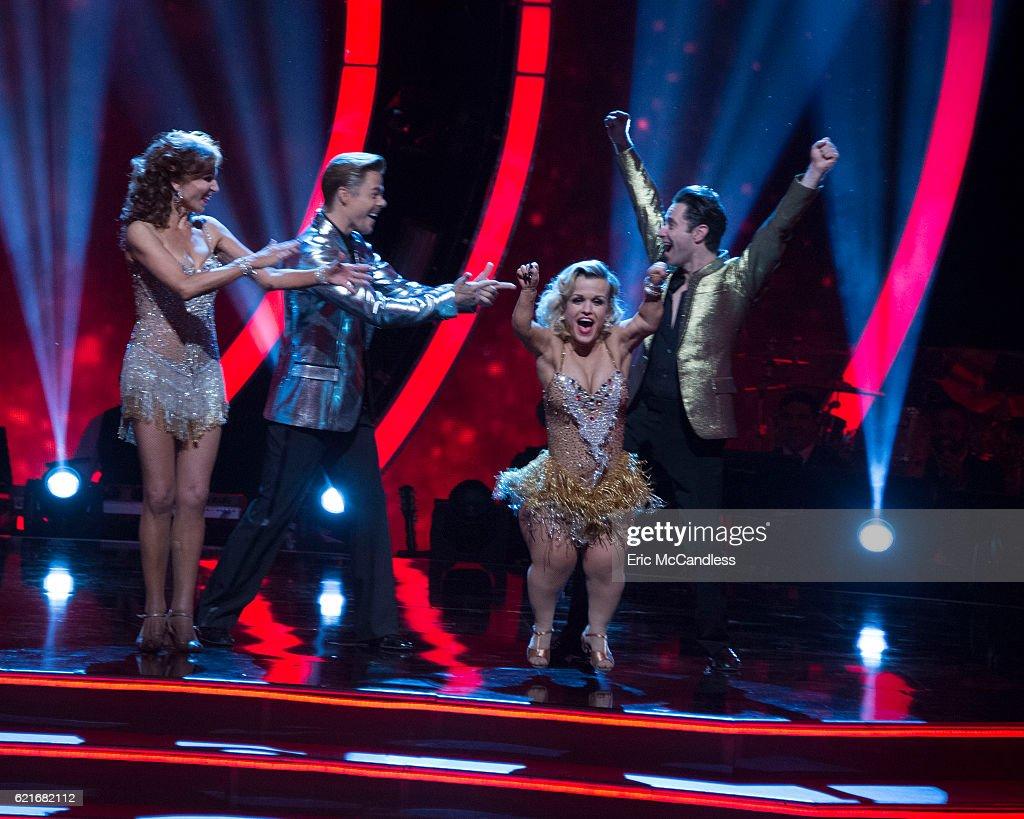 """ABC's """"Dancing With the Stars"""": Season 23 - Week Nine"""