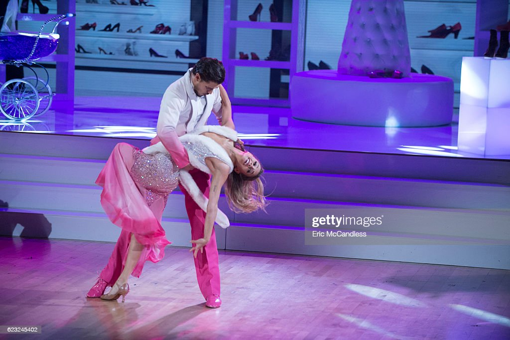 STARS - Episode 2310 - The five remaining couples advance to the Semi-Finals in one of the shows tightest competitions ever, on Dancing with the Stars, live, MONDAY, NOVEMBER 14 (8:00-10:01 p.m. EST), on the ABC Television Network. GLEB