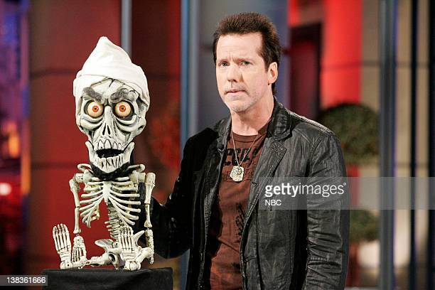 SHOW Episode 24 Air Date Pictured Ventriloquist Jeff Dunham performs with Achmed the Dead Terrorist on October 15 2009