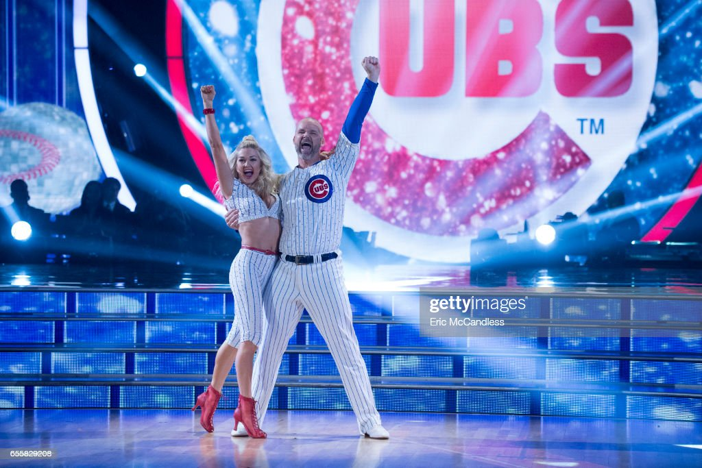 STARS - 'Episode 2401' - 'Dancing with the Stars' is back with a new, dynamic cast of celebrities who are ready to hit the ballroom floor. The competition begins with the two-hour season premiere, live, MONDAY, MARCH 20 (8:00-10:01 p.m. EDT), on The ABC Television Network. LINDSAY