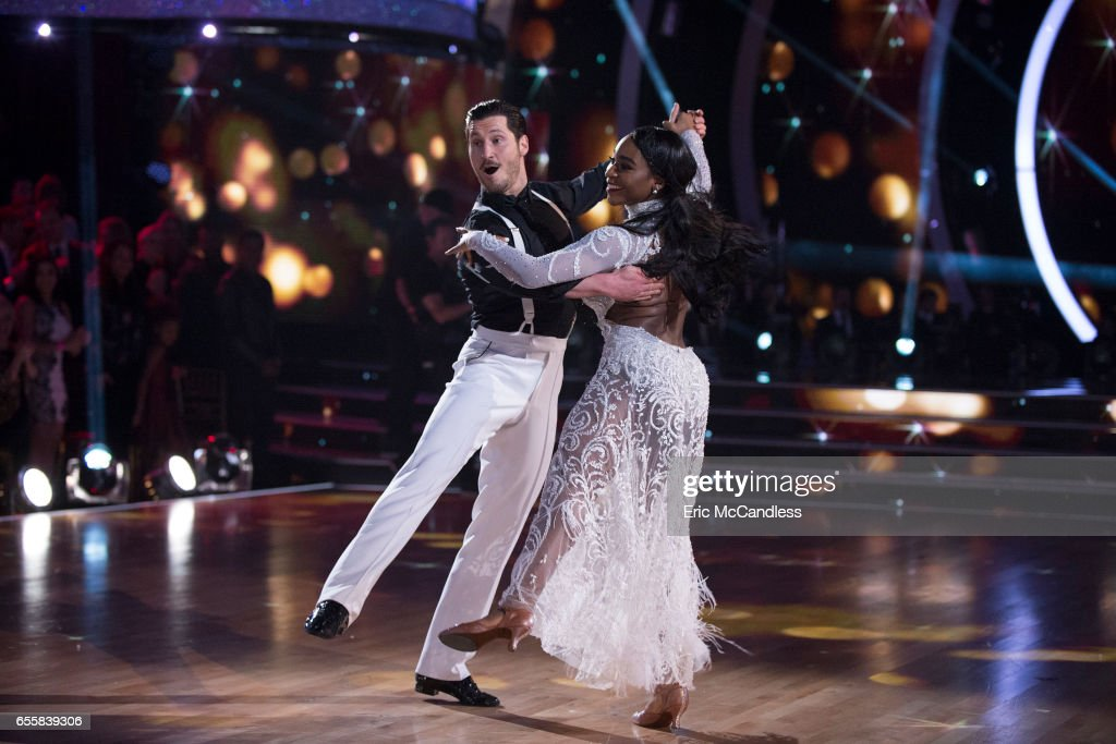 STARS - 'Episode 2401' - 'Dancing with the Stars' is back with a new, dynamic cast of celebrities who are ready to hit the ballroom floor. The competition begins with the two-hour season premiere, live, MONDAY, MARCH 20 (8:00-10:01 p.m. EDT), on The ABC Television Network. VALENTIN