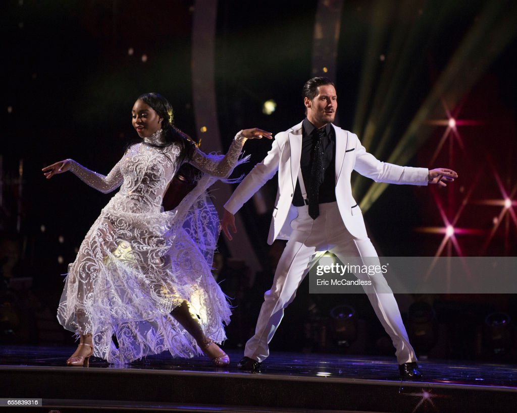 STARS - 'Episode 2401' - 'Dancing with the Stars' is back with a new, dynamic cast of celebrities who are ready to hit the ballroom floor. The competition begins with the two-hour season premiere, live, MONDAY, MARCH 20 (8:00-10:01 p.m. EDT), on The ABC Television Network. NORMANI