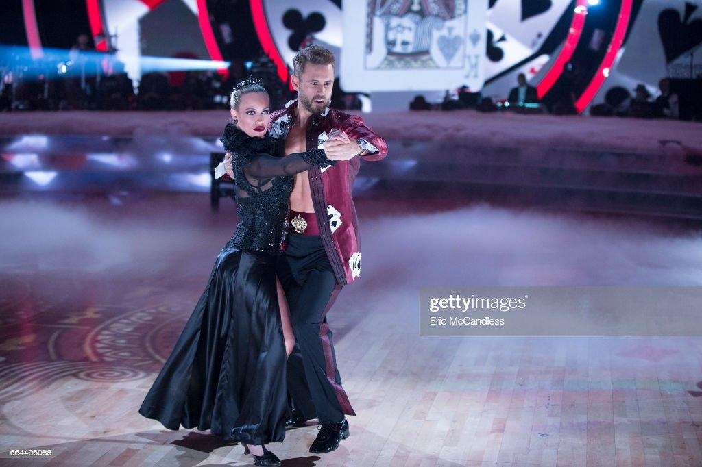 "ABC's ""Dancing With the Stars"": Season 24 - Week Three : News Photo"