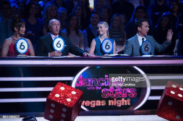 STARS 'Episode 2403' The 11 remaining celebrities are set to celebrate the allure of Sin City and take a gamble on dancing to some of the city's...