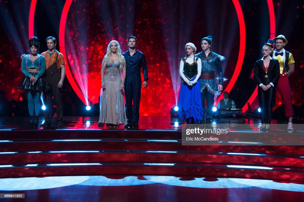 "ABC's ""Dancing With the Stars"": Season 24 - Week Five : News Photo"