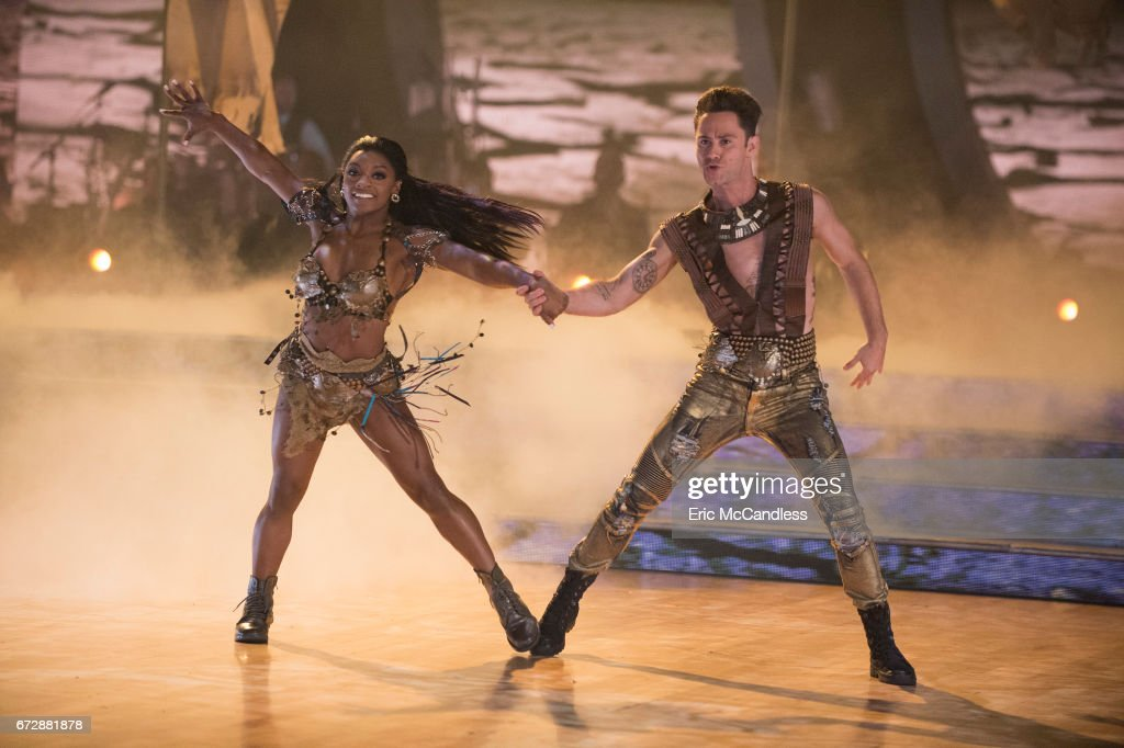 "ABC's ""Dancing With the Stars"": Season 24 - Week Six"
