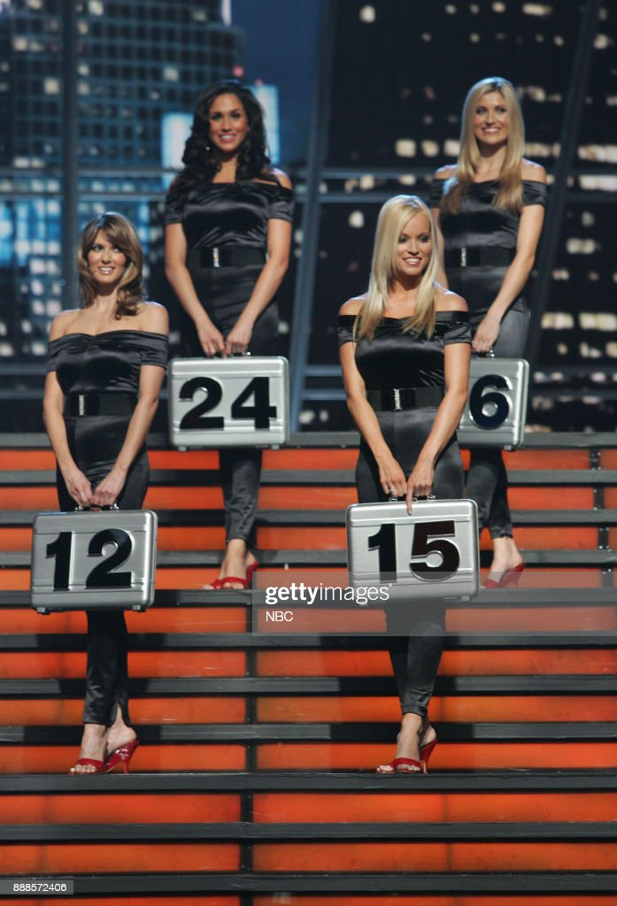 Jill Manas (12), Brooke Long (15), Meghan Markle (24), Lindsay Clubine (26) --