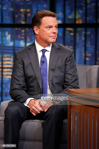 Fox New's Shepard Smith during an interview on August 17 2015