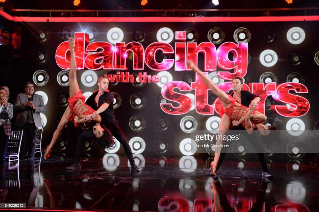 STARS - 'Episode 2501' - 'Dancing with the Stars' is back with a new, dynamic cast of celebrities who are ready to hit the ballroom floor and celebrate the show's landmark 25th season. The competition begins with the two-hour season premiere, live, MONDAY, SEPTEMBER 18 (8:00-10:01 p.m. EDT), on The ABC Television Network.