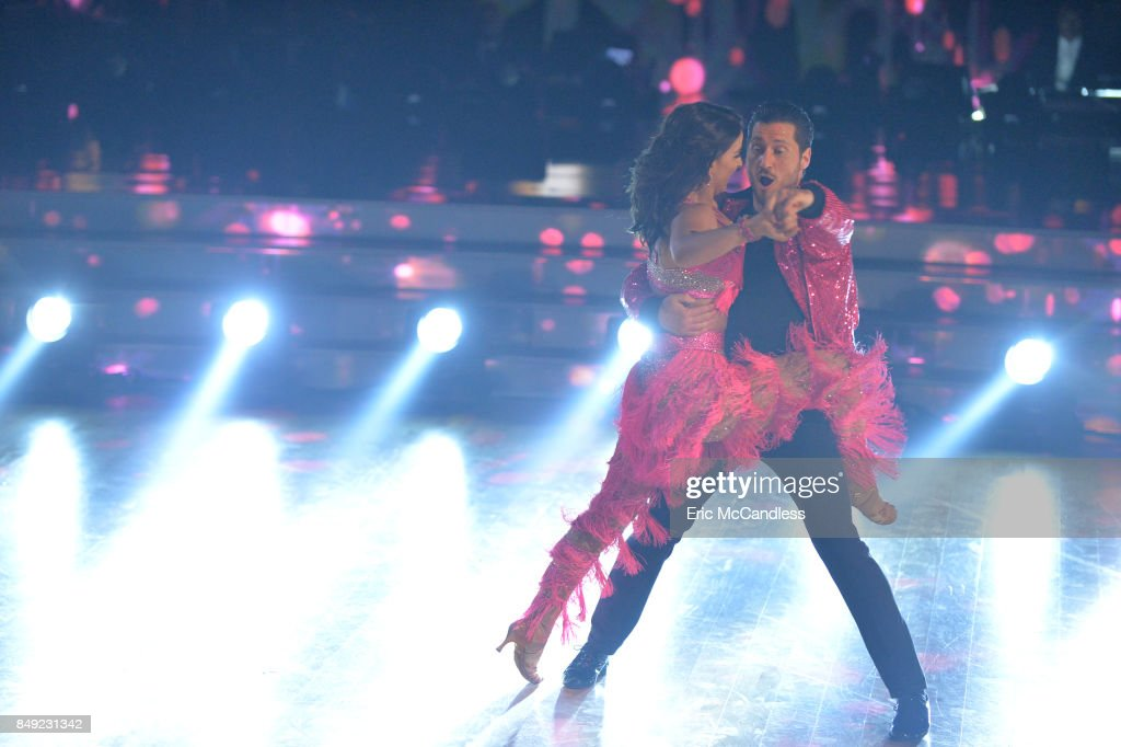 """ABC's """"Dancing With the Stars"""": Season 25 - Rehearsals Week One : News Photo"""