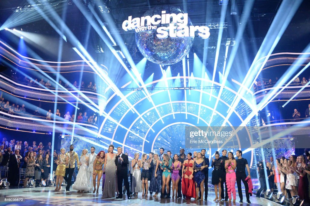 STARS - 'Episode 2501' - 'Dancing with the Stars' is back with a new, dynamic cast of celebrities who are ready to hit the ballroom floor and celebrate the show's landmark 25th season. The competition begins with the two-hour season premiere, live, MONDAY, SEPTEMBER 18 (8:00-10:01 p.m. EDT), on The ABC Television Network. BARBARA