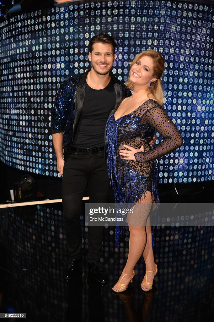 """ABC's """"Dancing With the Stars"""": Season 25 - Rehearsals Week One : Fotografía de noticias"""