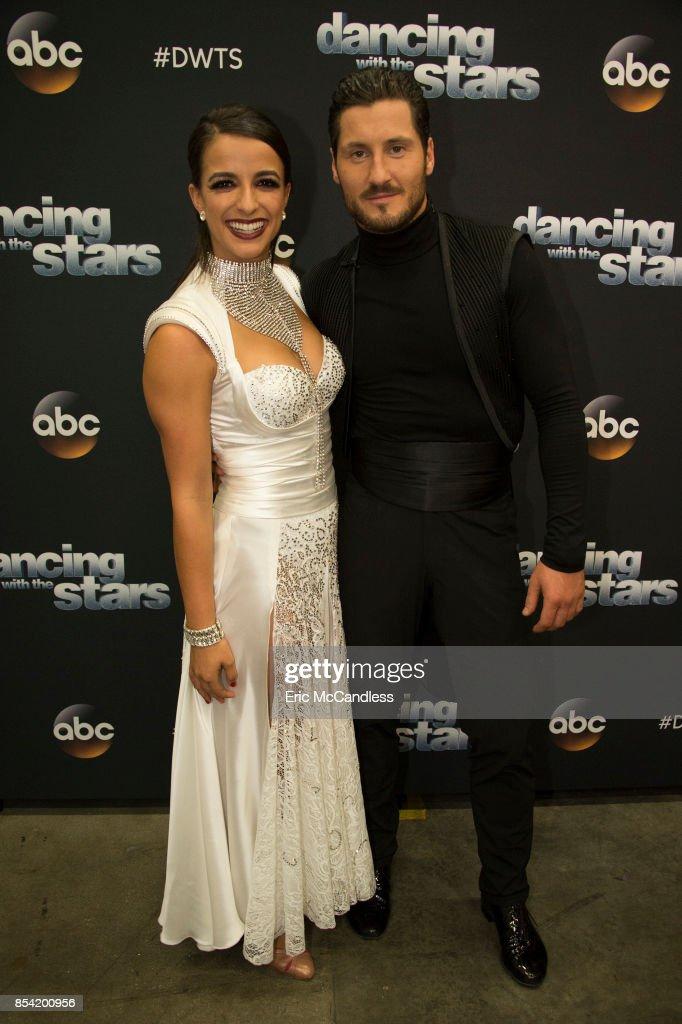 "ABC's ""Dancing With the Stars"": Season 25 - Week Two : News Photo"