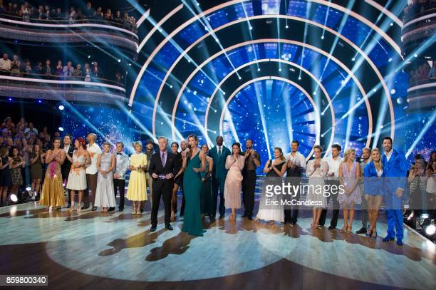 STARS 'Episode 2504' The 11 remaining celebrities wax nostalgic as they stroll down memory lane and celebrate with a dance to a time in their lives...