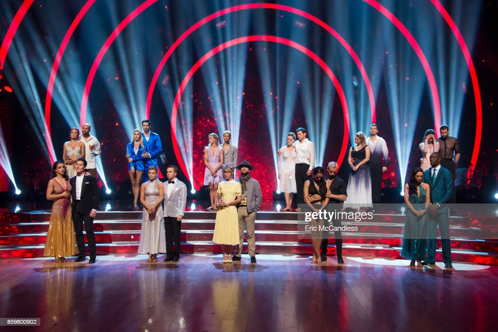 STARS - 'Episode 2504' - The 11 remaining celebrities wax nostalgic as they stroll down memory lane and celebrate with a dance to a time in their lives that left a lasting impression, as Most Memorable Year night comes to 'Dancing with the Stars,' live, MONDAY, OCTOBER 9 (8:00-10:01 p.m. EDT), on The ABC Television Network. ABC/Eric McCandless / ABC Via Getty Images) VICTORIA