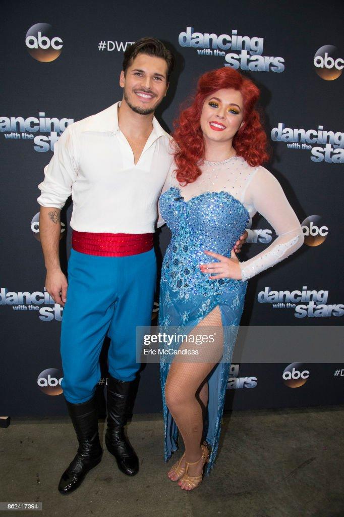 "ABC's ""Dancing With the Stars"": Season 25 - Week Five : News Photo"