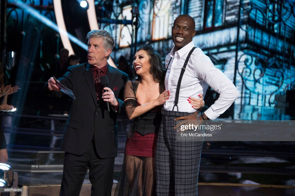 "ABC's ""Dancing With the Stars"": Season 25 - Week Seven"
