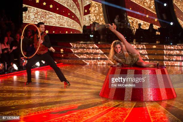 STARS 'Episode 2508' The six remaining couples are prepping for a special night of dancing in which they will perform two numbers a regular couples...