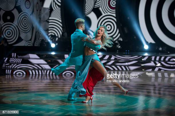 STARS Episode 2508 The six remaining couples are prepping for a special night of dancing in which they will perform two numbers a regular couples...