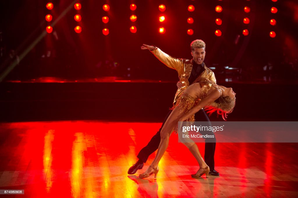 STARS - 'Episode 2509' - The five remaining couples advance to the Semi-Finals as the competition heats up in anticipation of next week's crowning of the coveted Mirrorball trophy, on 'Dancing with the Stars,' live, MONDAY, NOV. 13 (8:00-10:01 p.m. EST), on The ABC Television Network, streaming and on demand. JORDAN