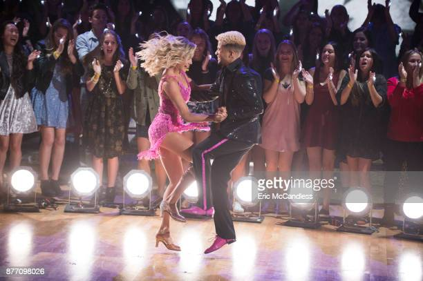 STARS Episode 2510 After weeks of stunning competitive dancing the final four couples advance to the finals of Dancing with the Stars live MONDAY NOV...