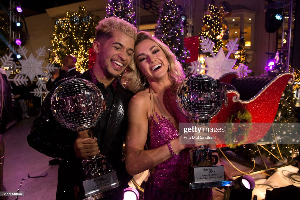 "ABC's ""Dancing With the Stars"": Season 25 - Finale : News Photo"
