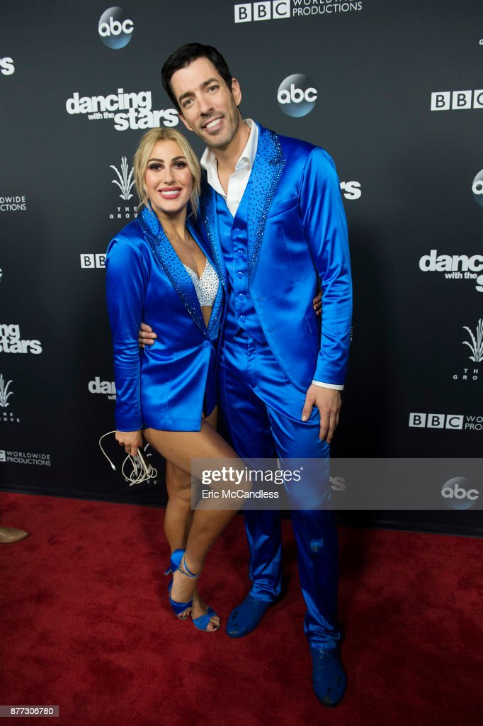 ABC's 'Dancing With the Stars': Season 25 - Finale : News Photo