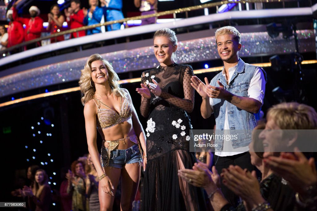 STARS - 'Episode 2511' - On night two, the remaining three couples will have one last night of competitive dancing, vying to score some extra judges' points. Additionally, viewers can participate in an online-only vote for the remaining couples, where, at the end of the night, one of them will be crowned the 'Dancing with the Stars' champion, culminating an incredible season, which will be announced live from The Grove on TUESDAY, NOV. 21 (9:00-11:00 p.m. EST). LINDSAY