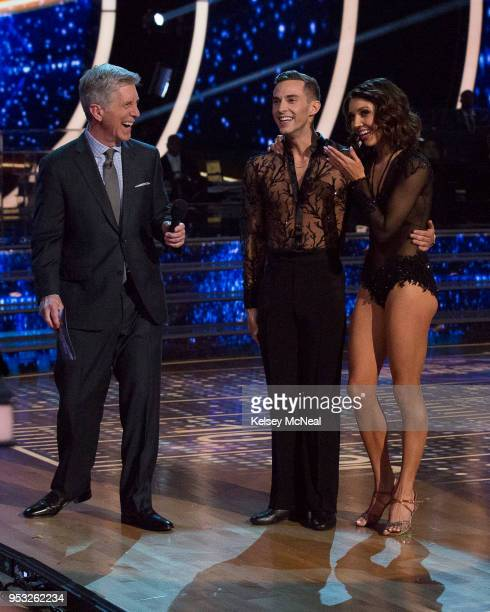 ATHLETES 'Episode 2601' Sports fans rejoice as one of the most competitive seasons of 'Dancing with the Stars' ever fires up the scoreboard and...