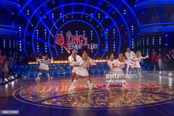 """Episode 2602"""" - The eight remaining athletes have amped up their training sessions as they prepare to head into week two with a double-header dance..."""