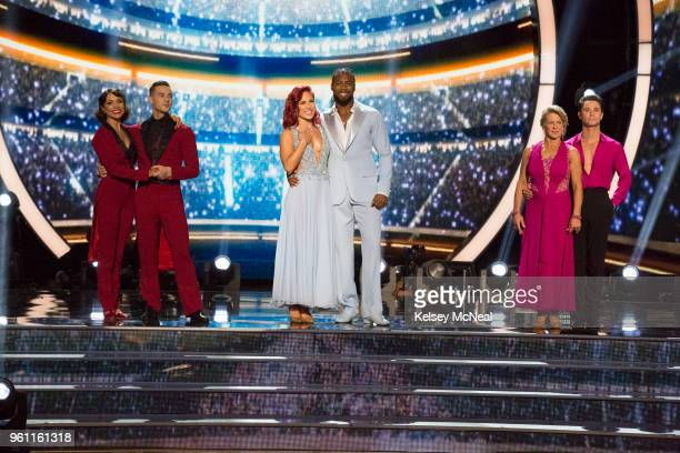 ATHLETES Episode 2604 After three weeks of stunning competitive dancing the final three couples advance to the finals of Dancing with the Stars...