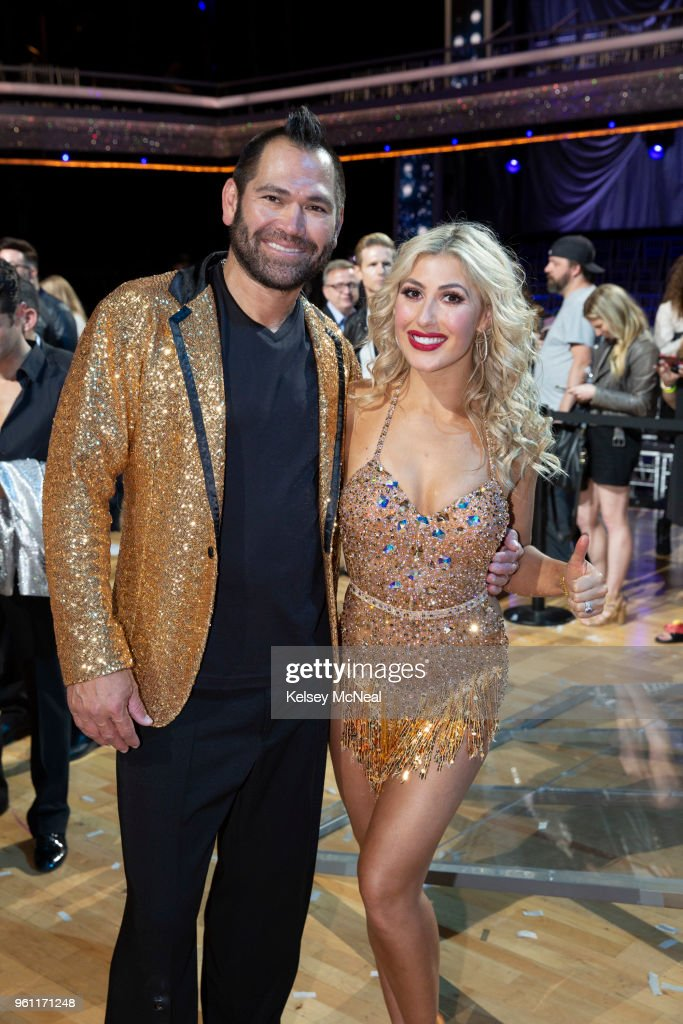 ATHLETES - 'Episode 2604' - After three weeks of stunning competitive dancing, the final three couples advance to the finals of 'Dancing with the Stars: Athletes,' live on MONDAY, MAY 21 (8:00-9:00 p.m. EDT), on The ABC Television Network. SLATER