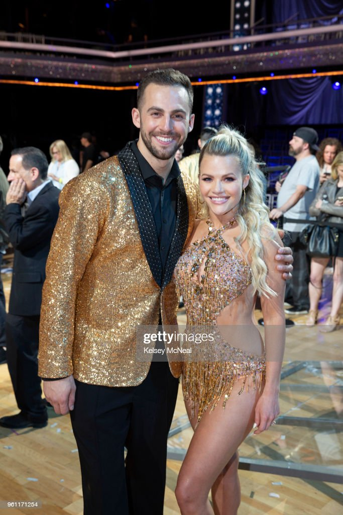 ATHLETES - 'Episode 2604' - After three weeks of stunning competitive dancing, the final three couples advance to the finals of 'Dancing with the Stars: Athletes,' live on MONDAY, MAY 21 (8:00-9:00 p.m. EDT), on The ABC Television Network. CARSON