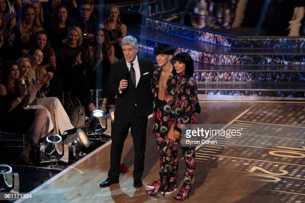 ATHLETES 'Episode 2604' After three weeks of stunning competitive dancing the final three couples advance to the finals of 'Dancing with the Stars...