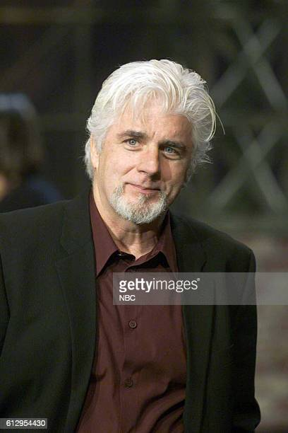 Musical guest Michael McDonald performs on February 18 2004