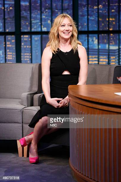 Episode 267 -- Pictured: Actress Judy Greer during an interview on September 30, 2015 --