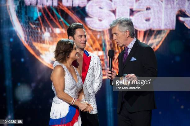STARS Episode 2701A On part two of the spectacular season premiere the 13 celebrities get ready to hit the ballroom floor once again with a lot...