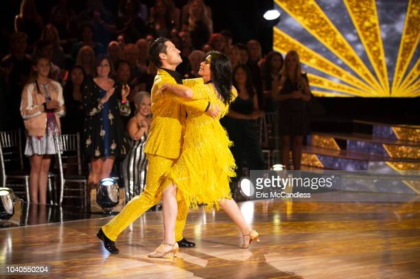 STARS 'Episode 2701A' On part two of the spectacular season premiere the 13 celebrities get ready to hit the ballroom floor once again with a lot...