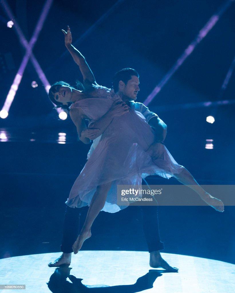 "ABC's ""Dancing With the Stars"" - Season 27 - Week Seven : News Photo"