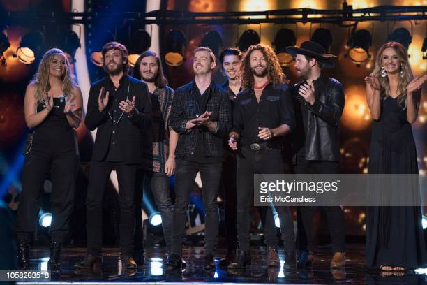 STARS 'Episode 2707 Country Night' Eight remaining couples dance to some of the biggest country music songs during 'Country Night' on 'Dancing with...
